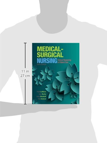 Medical-Surgical Nursing: Clinical Reasoning in Patient Care Plus MyLab Nursing with Pearson eText -- Access Card Package (6th Edition)