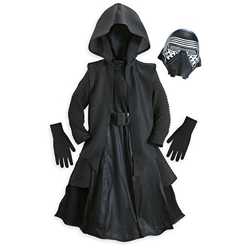 Kylo Ren Costume for Kids - Star Wars: The Force Awakens Original Disney Size 5-6 ()