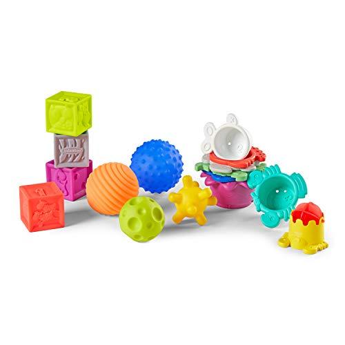 Infantino Balls Blocks Cups