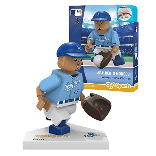 Adalberto Mondesi Kansas City Royals OYO Sports Toys G5 Series 1 -