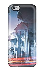Cute Tpu AmandaMichaelFazio Battlefield Aftermath Game Case Cover For Iphone 6 Plus Kimberly Kurzendoerfer