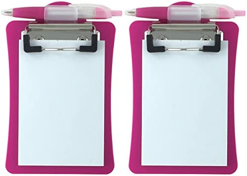 Clipco Clipboard Magnetic Paper 2 Pack