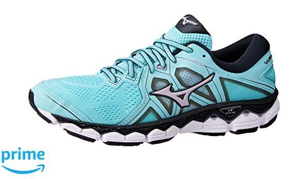 Mizuno Australia Women's Wave Sky 2 Running Shoes, Angel