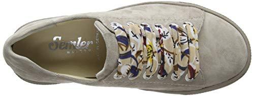 Basses 028 Sneakers Alexa Semler panna Beige Femme w1EZnqpvxa