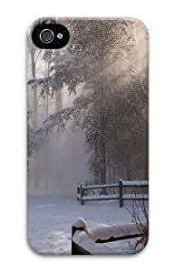 And a touch of the sun off the snow PC For HTC One M7 Case Cover 3D New Year gift