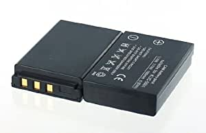 AGI 3.7V 1600mAh - Batería/Pila recargable (iones de litio, Videocámara digital, Negro, Xacti VPC-HD1000)