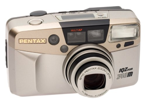 (Pentax IQ Zoom 140M QD Date 35mm Camera)
