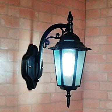 para de LuzClassic Lámpara pared exteriores1 Protector 8nPk0wXZNO