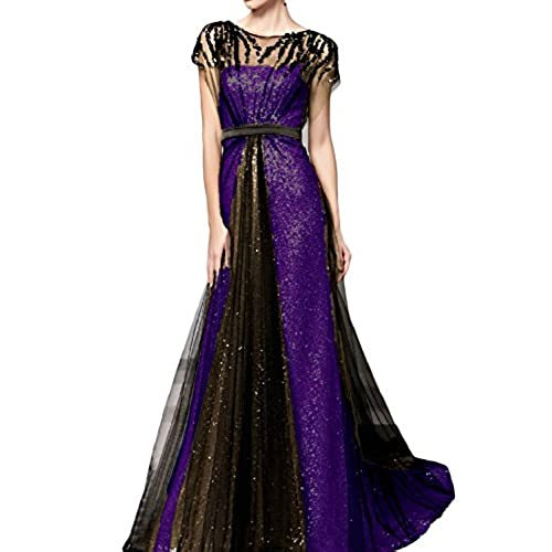 Purple And Black Wedding Dress: Amazon.com
