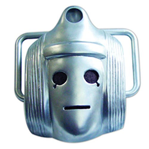 Star Cutouts SM129 BBC Classic Cyberman Mask, One Size ()