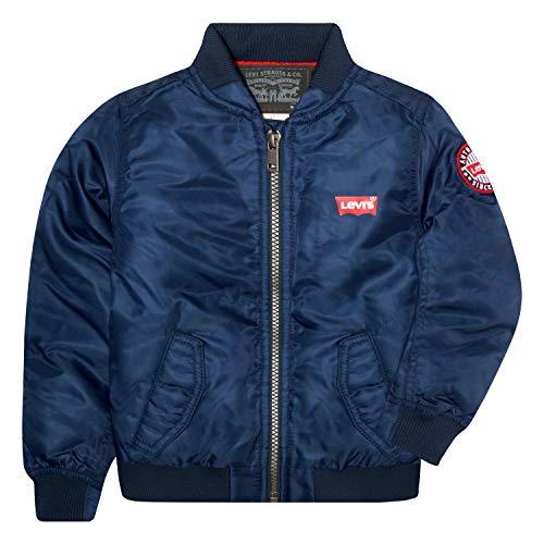 Levi's Boys' Big Bomber Jacket, Dress Blues XL