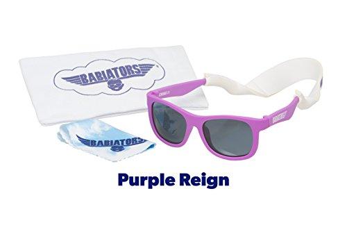Babiators Gift Set - Purple Reign Navigator Sunglasses  and