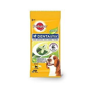 Pedigree Dentastix Fresh 7 Pack (Pack Size: Medium Dog) Click on image for further info.