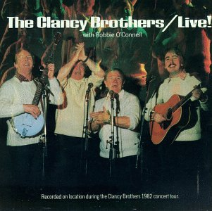 The Clancy Brothers by Vanguard