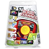 : 6-in-1 Plug 'N Play Games: Battleship, Simon, Mousetrap, Checkers, Link a Like and Roll Over