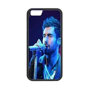 "High Quality {YUXUAN-LARA CASE}Singer Adam Levine For Apple Iphone 6,4.7"" screen STYLE-15"