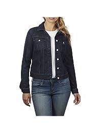 Jessica Simpson Pixie Parket Jean Jacket