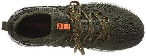 Para Verde forest Hybrid firecracker Zapatillas Night Runner 02 Hombre Running Puma Fusefit puma Black De xqYpwTwF