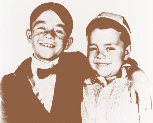 "Spanky Little Rascals Our Gang Alfalfa 14 x 11/"" Photo Print"