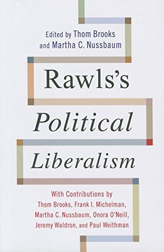 Rawls's Political Liberalism (Columbia Themes in Philosophy)