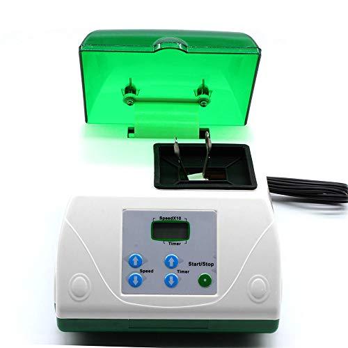 (BONEW 20W High Fast Speed Amalgamator Amalgam Capsule Mixer Dental Amalgamator)