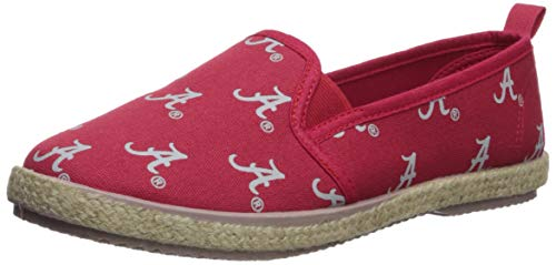 Alabama Espadrille Canvas Shoe - Womens Medium ()