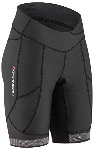 Louis Garneau Women's CB Neo Power Bike Shorts, Black, Large
