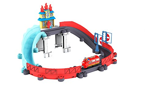 Chuggington StackTrack Blazing Rescue by TOMY