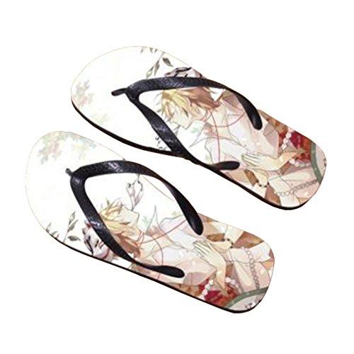 Bromeo Natsume Yuujinchou Anime Unisex Flip Flops Chanclas 741
