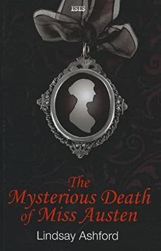 book cover of The Mysterious Death of Miss Austen