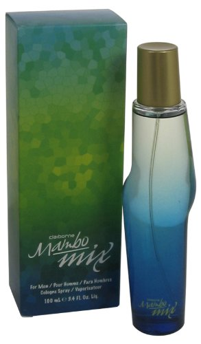 Mambo Mix By Liz Claiborne For Men. Cologne Spray 3.4 Oz /100 Ml