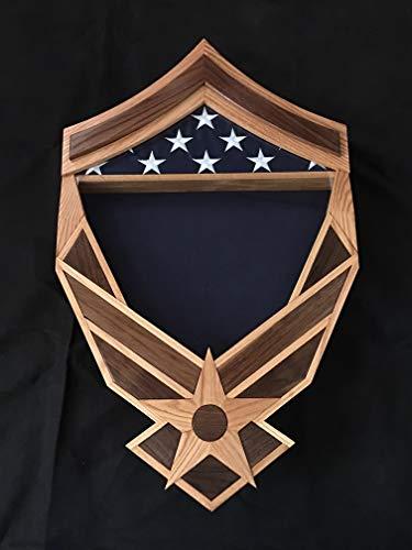 Air-Force-Master-Sergeant-Chevron-Falcon-Shadow-Box