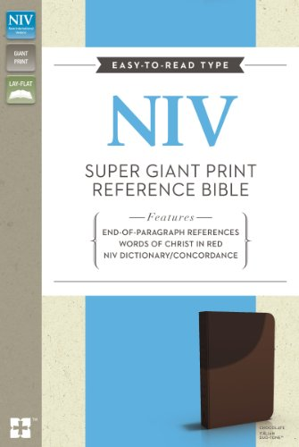 NIV-Super-Giant-Print-Reference-Bible-Giant-Print-Imitation-Leather-Brown-Red-Letter-Edition