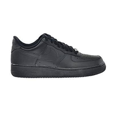 Nike Air Force 1 '07 Women's Shoes Black/Black 315115-038