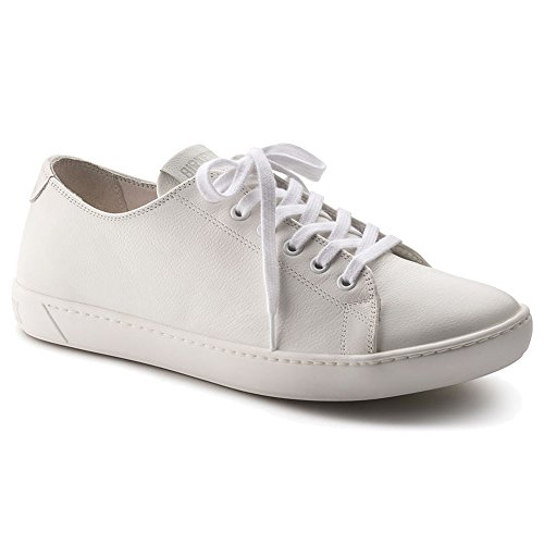 Birkenstock Womens Arran Sneaker, White, Size 36 EU (5-5.5 M US Women)