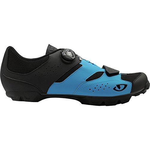 Giro Cylinder Cycling Shoes - Men's Blue/Black 46