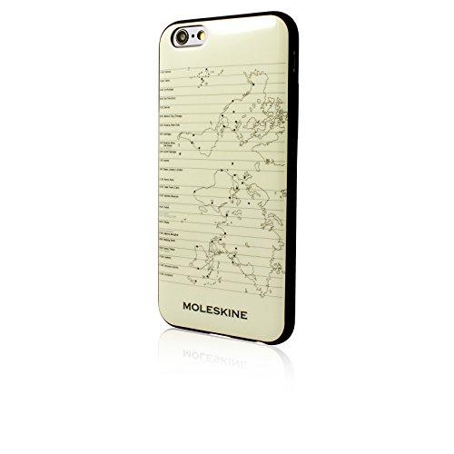 Moleskine MOHCP6MAP Weltkarte TPU Schutzhülle für Apple iPhone 6/6S 11,9 cm (4,7 Zoll)