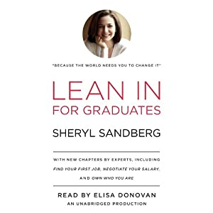 Lean In for Graduates Audiobook