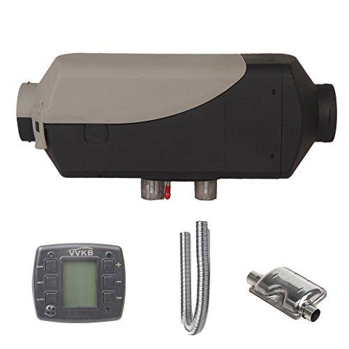 VVKB Diesel Parking Heater Bunk Heater 12V 2.5KW/8500BTU Quiet Economy Boat Heater CE FCC RoHS