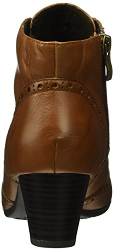 Caprice25101 - botas Mujer Marrón - Braun (COGNAC 305)