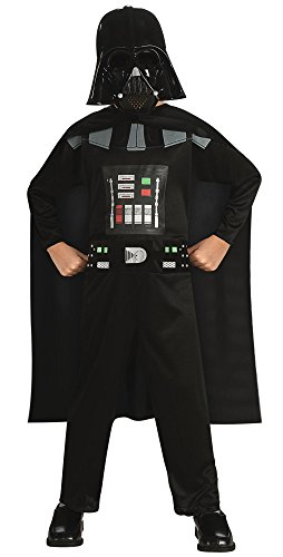 Rubie's Star Wars Darth Vader Kids Costume