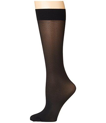 (Wolford Women's Whitney Knee Highs Black Medium)