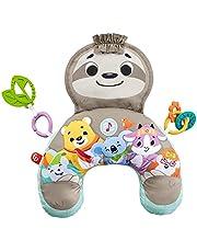 Fisher-Price GRR01, Luiaard Buikligtrainer, voor kinderen vanaf de Geboorte