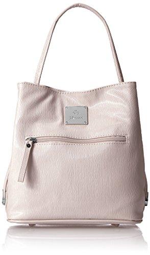 J.Renee Braidy Handbag, Cement by J.Renee
