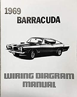 1969 plymouth barracuda factory electrical wiring diagrams 1969 gtx wiring diagram wiring diagram