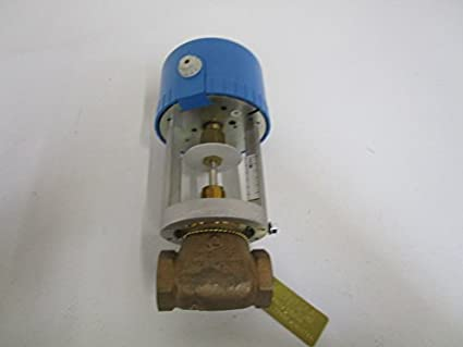 Johnson Controls VA-7152-1001 Electric Valve Actuator, 24