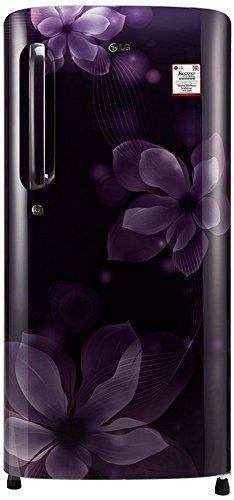 LG GL-B201APOX.APOZEBN Direct-cool Single-door Refrigerator (190 Ltrs)