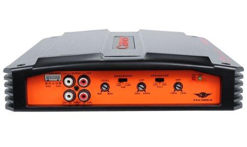 Cadence FXA1000.2 1000W 2-Channel Flash FXA Series Full Range Class A/B Car Amplifier by Cadence (Image #1)
