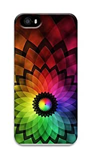 iPhone 5 5S Case Colorful patterns 3D Custom iPhone 5 5S Case Cover