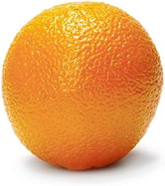 Orange Valencia Organic, 1 Each